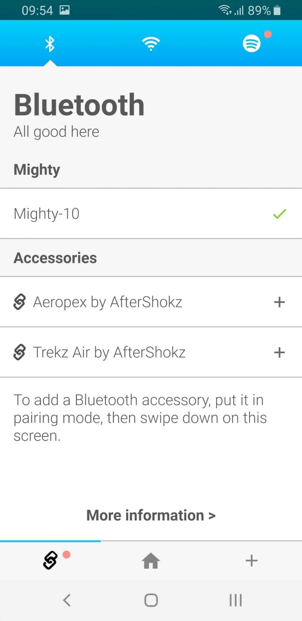Mighty App (Android)