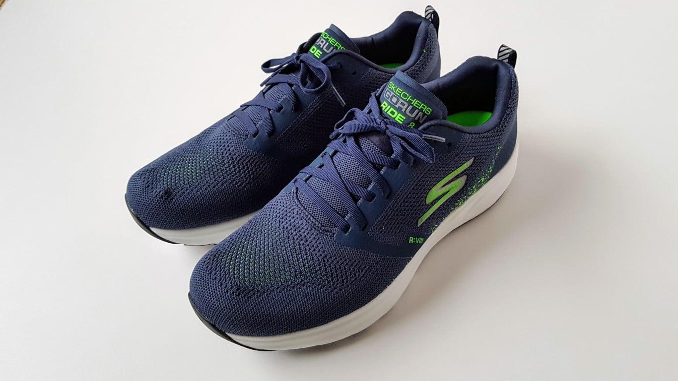Skechers GOrun Ride 7 Lightweight Schuhe blau Laufen